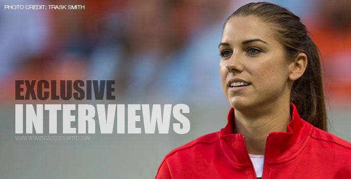 Exclusive Women's football Player and Coach Interviews