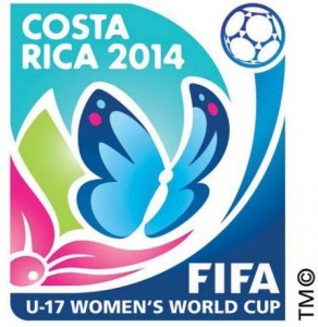 FIFA Women's U-17 World Cup 2014 logo