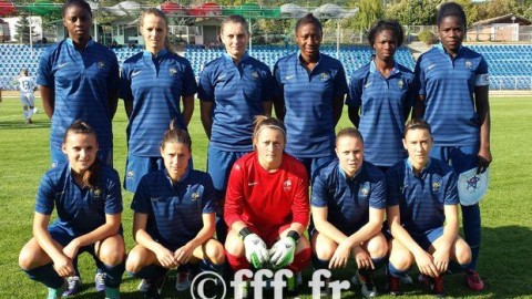 France names Squad for the U-19 International Women's Tournament La Manga
