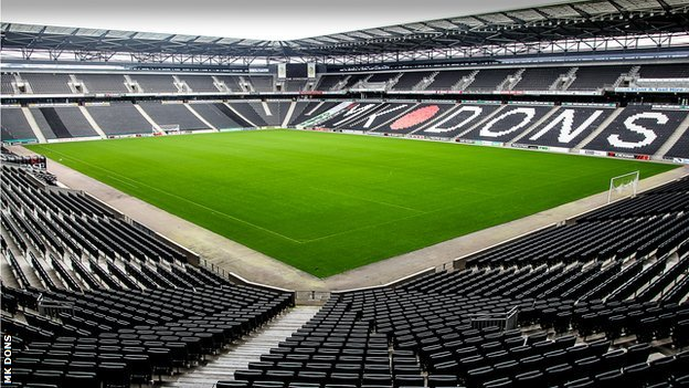 The English FA Women's Cup Final 2014 will be played at Milton Keynes Dons, Stadiummk - Womens ...