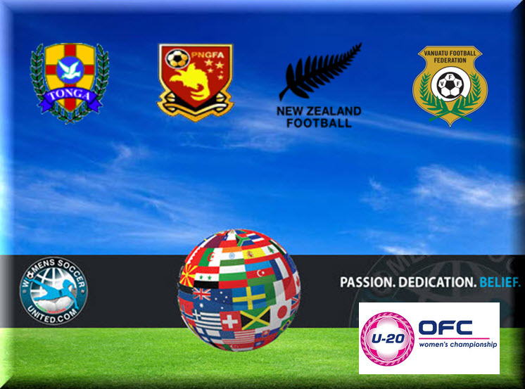 OFC U-20 Women's football qualifiers
