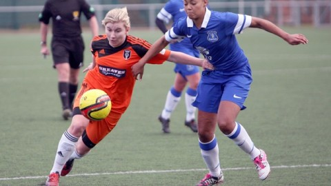 Last minute goal gives Everton narrow victory over Glasgow City