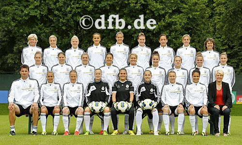 Germany Women's National Football Team