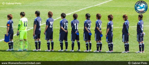 Nadeshiko Japan announce squad for the Algarve Cup 2014