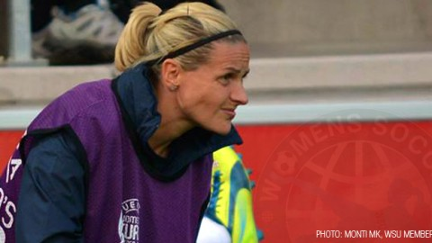 Kelly Smith among players called up to the England Women's National Team's Cyprus Cup 2014 squad