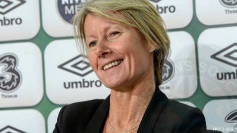 Sue Ronan happy with training game performance against Norway