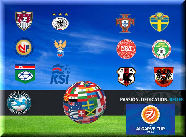 march 7 2014 in algarve cup news