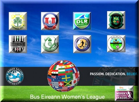 Bus Eireann Women's National Football League Results 2nd March 2014