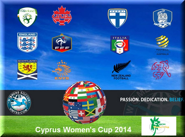 Cyprus Women's Cup 2014