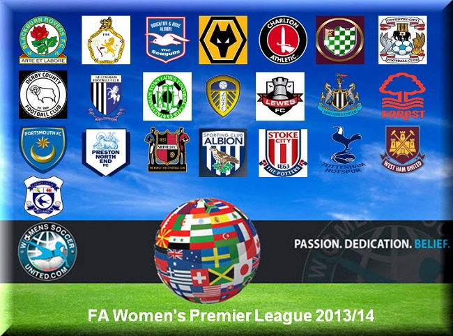 FA Women's Premier League 2013-14