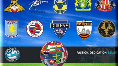 Let's meet the Teams and Squads for the 2014 FA Women's Super League 2