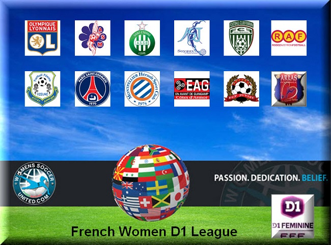 French Féminine Division 1