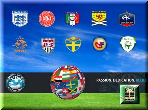 Women's U-19 Tournament La Manga – Fixtures and Team Squads 2014