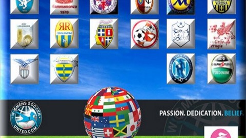 Acf Brescia Calcio Femminile go top of the Italy Serie A League – 22nd March 2014