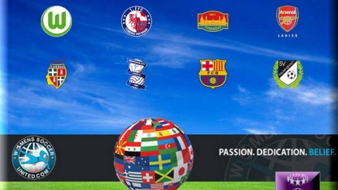 UEFA Women's Champions League 2014 Quarter-Final & Semi-Final rounds