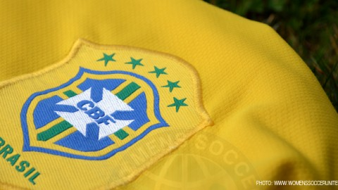 Vadão names Brazil squad to play France and New Zealand