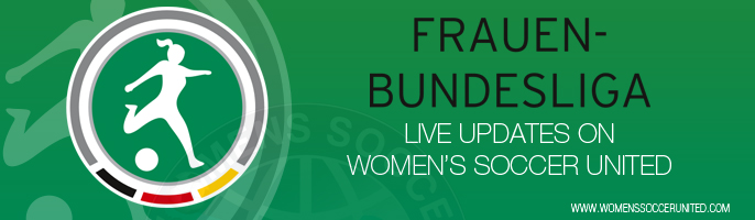 Germany Frauen Bundesliga LIVE on Women's Soccer United