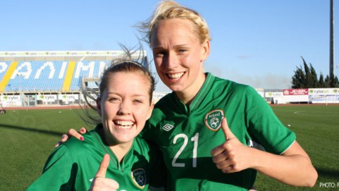 Republic of Ireland Women's National Team striker Stephanie Roche hoping international goals will now start to flow