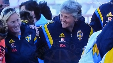 Pia Sundhage to step down as Sweden head coach after UEFA EURO 2017; successor expected to be announced today