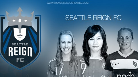 Seattle Reign FC announce 2014 preseason NWSL roster