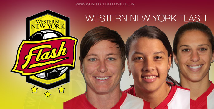 WNY Flash 2014 NWSL on Women's Soccer United