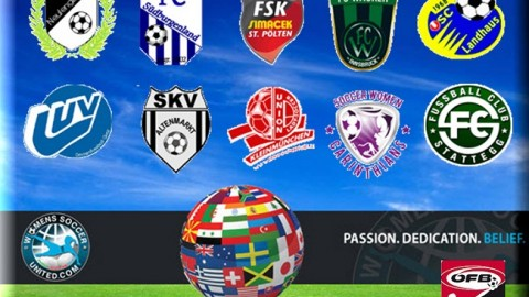 Austria Frauen Bundesliga Match Results 13th April 2014
