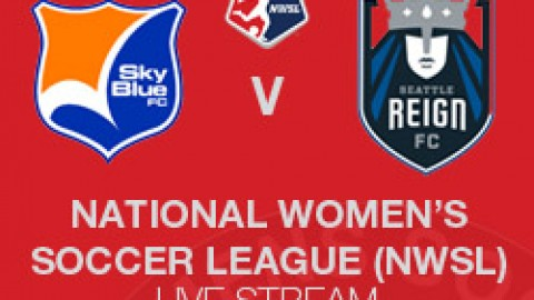 NWSL LIVE STREAM: SKY BLUE FC V SEATTLE REIGN FC (30 APRIL 2014)