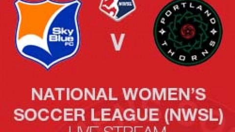 NWSL LIVE STREAM: SKY BLUE FC v PORTLAND THORNS FC (19 APRIL 2014)