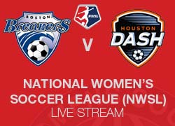Boston Breakers v Houston Dash NWSL 2014 Live broadcast