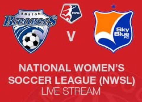 NWSL LIVE STREAM: BOSTON BREAKERS V SKY BLUE FC (27 APRIL 2014)