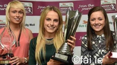 Julie Ann Russell named the Bus Éireann WNL Player of the Year