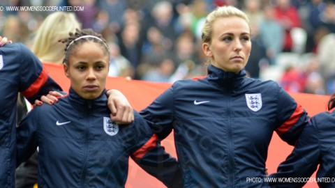 Record crowd expected when England women host Germany at Wembley