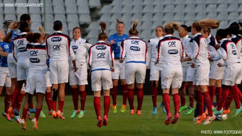 France announce squad to face Hungary in the FIFA Women's World Cup 2015 qualifier
