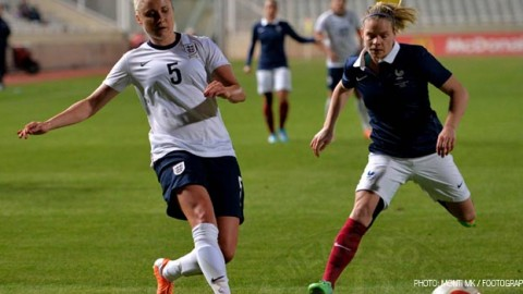 Steph Houghton named as the new England Women's captain on permanent basis
