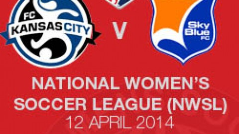LIVE STREAM: FC KANSAS CITY V SKY BLUE FC (12 APRIL 2014 | NWSL)