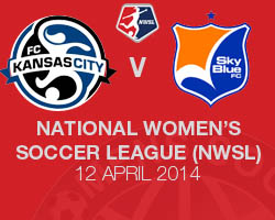 FC Kansas City v Sky Blue NWSL 2014