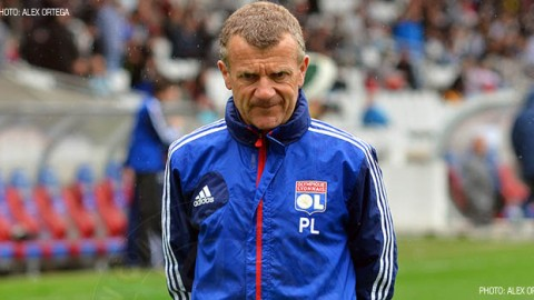 Patrice Lair explains his decision to step down as Olympique Lyonnais head coach