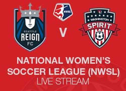 Seattle Reign FC v Washington Spirit NWSL 2014 Live broadcast
