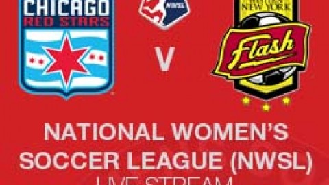 NWSL LIVE STREAM: CHICAGO RED STARS V WNY FLASH (19 APRIL 2014)