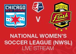 Chicago Red Stars v WNY Flash NWSL 2014 Live broadcast