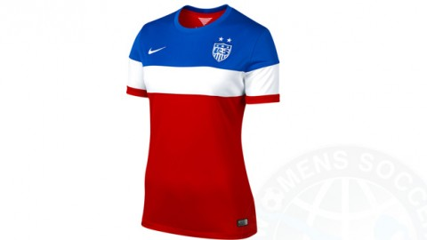USA Women's National Team 2014 Away Kit Unveiled!
