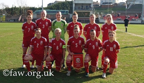 wales team photo