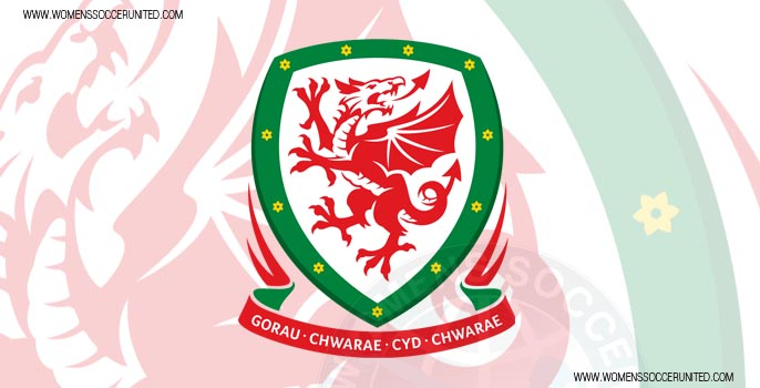 Wales Women's National Football Team badge
