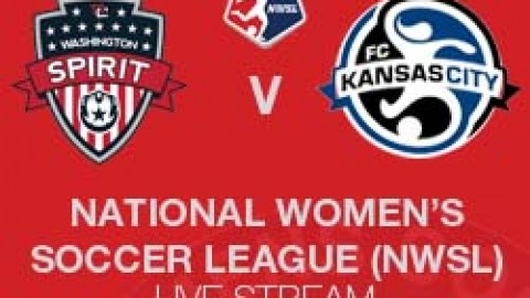 NWSL LIVE STREAM: WASHINGTON SPIRIT V FC KANSAS CITY (19 APRIL 2014)