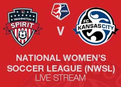 Washington Spirit v FC Kansas City NWSL 2014 Live broadcast