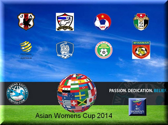 AFC Asian Women's Cup Vietnam 2014