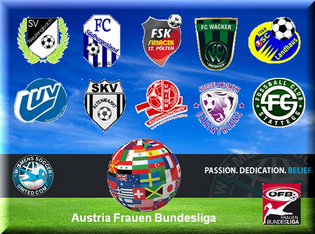 NÖSV Neulengbach top the Austria Frauen Bundesliga table May