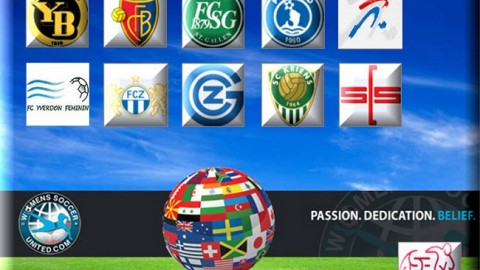 Switzerland Womens Nationalliga A Match Results 31st May 2014