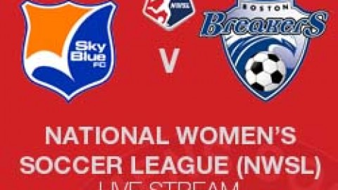 NWSL LIVE STREAM: SKY BLUE FC V BOSTON BREAKERS (22 JUNE 2014)