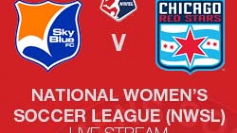 NWSL LIVE STREAM: SKY BLUE FC V CHICAGO RED STARS (28 MAY 2014)